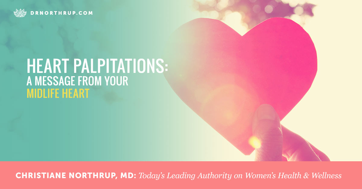 heart palpitations: a message from your midlife heart | christiane, Skeleton