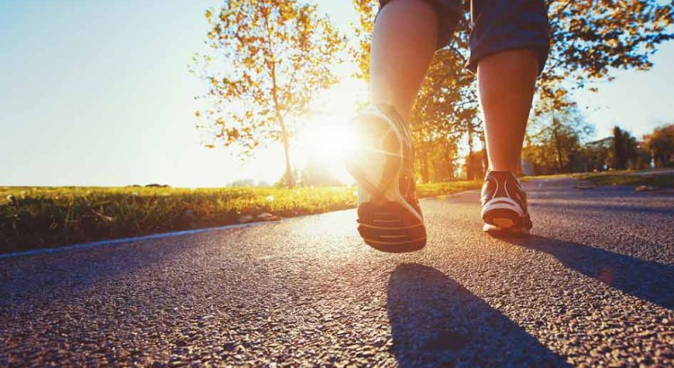 Shake it Up - Change up Your Walking Routine