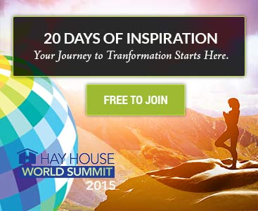 Join the Hay House World Summit - Free to Join
