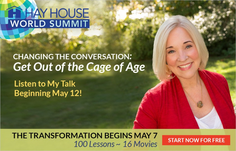 Changing The Conversation: Get Out of the Cage of Age - Free to Watch May 12!