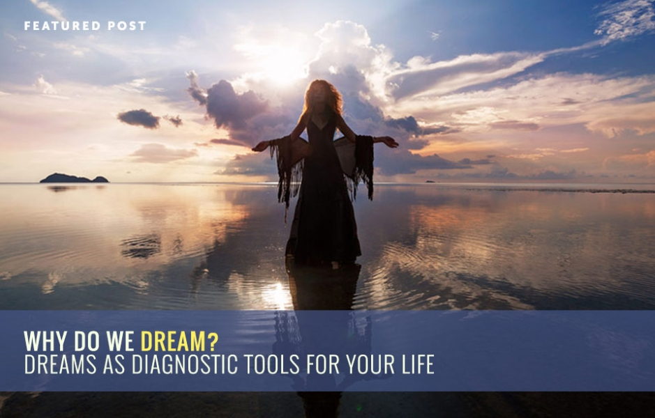 Why Do We Dream? Dreams as Diagnostic Tools for Your Life