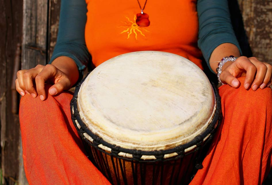10 Health Reasons to Start Drumming by Christiane Northrup, M.D.