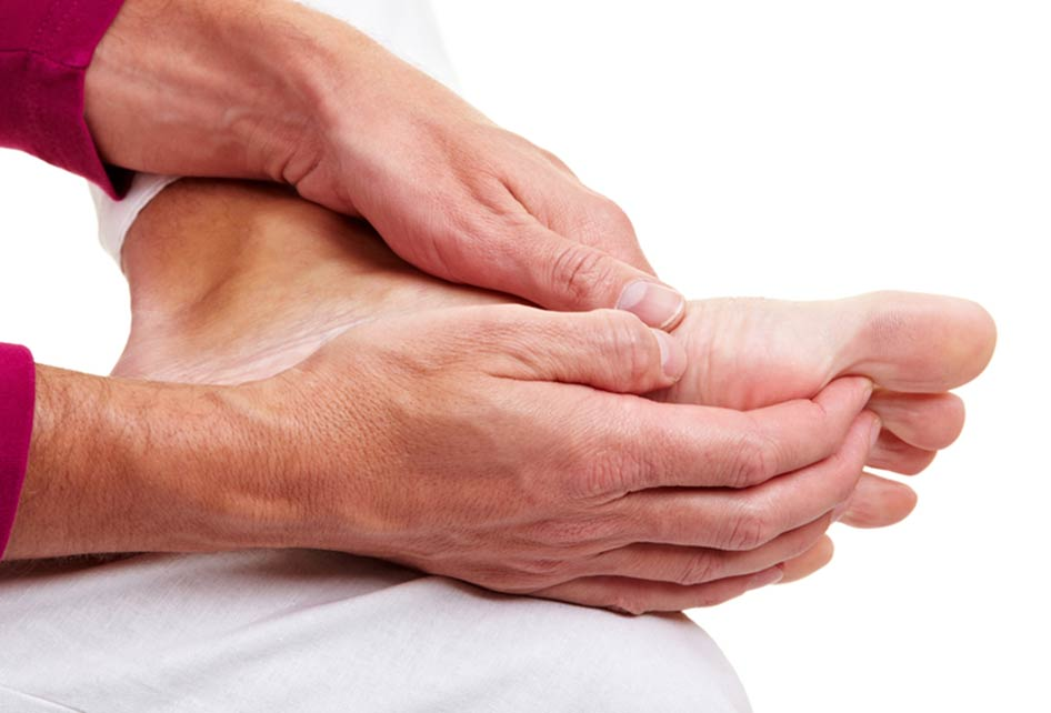 Are Your Foot Problems Putting Your Health At Risk? by Christiane Northrup, M.D.