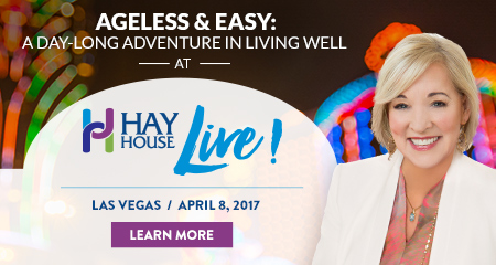 See Dr. Northrup at Hay House U Live in Las Vegas, April 8, 2017
