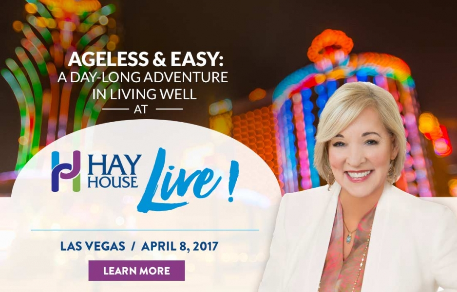See Christiane Northrup, M.D. at Hay House U Live in Las Vegas, April 8, 2017
