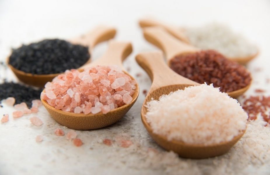 Benefits of salt to your body