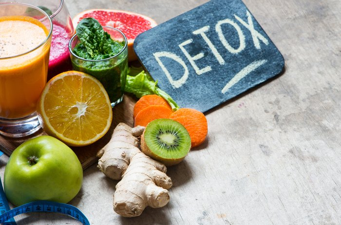 7 Habits that safely detox your body